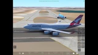 HD - Infinite Flight - Qantas - VHHH to YSSY (Training)