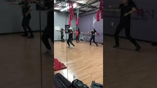 PFC - Chris Brown Hope You Do Choreo