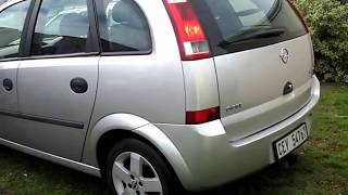 A look at the Opel Meriva