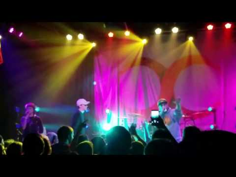 Spose - Nobody ft. Watsky LIVE at the Port City Music Hall