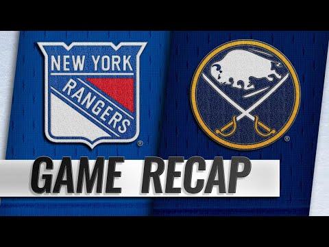 Namestnikov, Buchnevich propel Rangers past Sabres