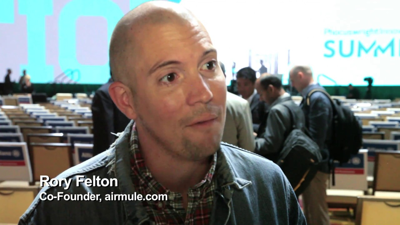Rory Felton, airmule.com - Runner Up 2016 Summit People's Choice Award - Phocuswright