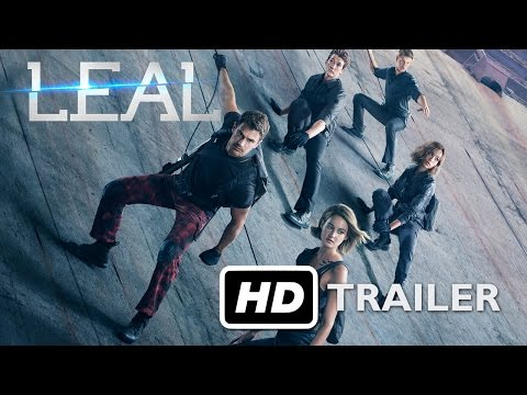 Divergente La serie: LEAL - 2º Trailer Oficial Subtitulado