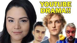 CHIT CHAT GRWM   The Logan Paul Problem & YouTube Drama Going Too Far!?
