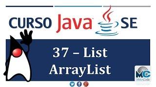 Tutorial Java SE - 37 ArrayList