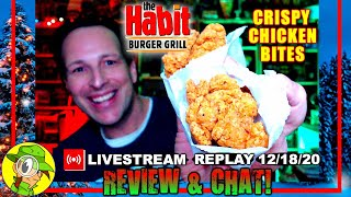 The Habit® CRISPY CHICKEN BITES Review 👄💥🐔   Livestream Replay 12.18.20   Peep THIS Out! 🕵️♂️ screenshot 4