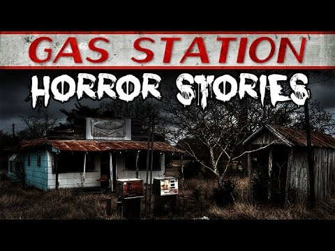 12 True Scary GAS STATION Stories From Reddit