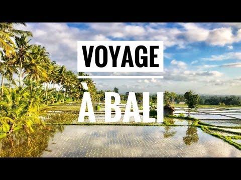 Voyage à Bali (Indonésie) - hôtels, choses à faire et plus belles vues