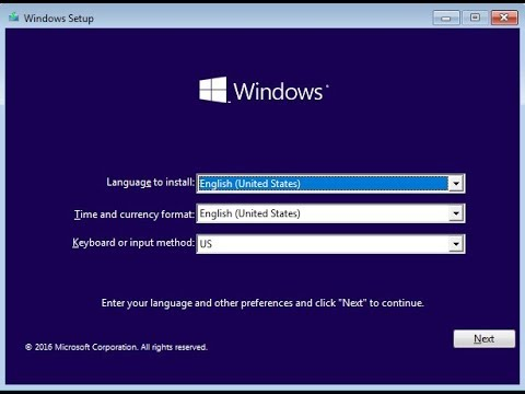 Create Windows 10 bootable USB from ISO with UEFI support