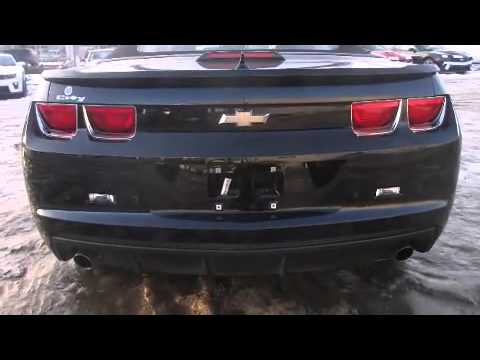 2012 Chevrolet Camaro 1LT  Rear View Camera, Keyless