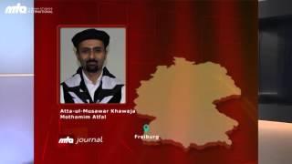 Ermordung Ahmadi Muslim in Schottland Atfal Tour Spanien u v m  MTA Journal - 03.04.2016