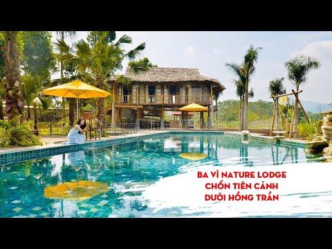Tổ hợp homestay nghỉ dưỡng xanh Ba Vì Nature Lodge, Teambuilding, Gala,... (100-200pax)