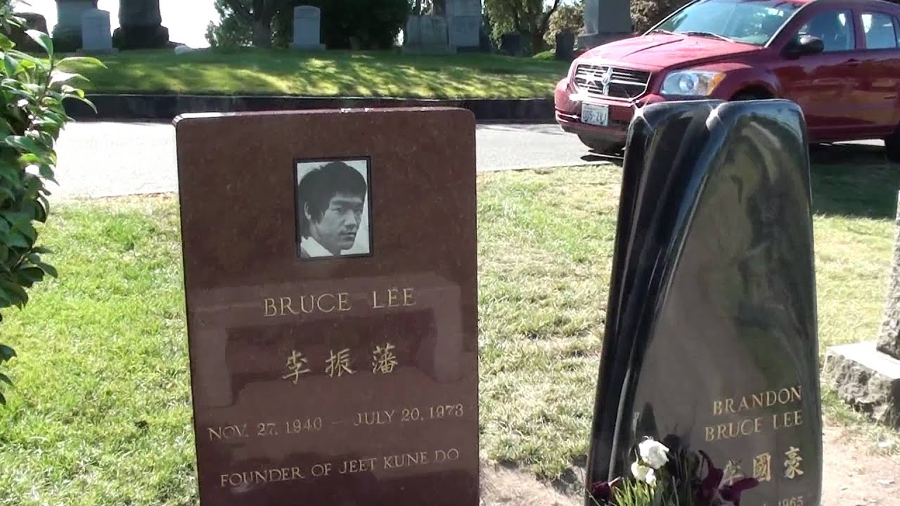 Bruce Lee S Cemetery Youtube