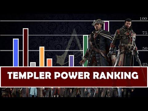 POWER-RANKING: TEMPLER (ASSASSINS