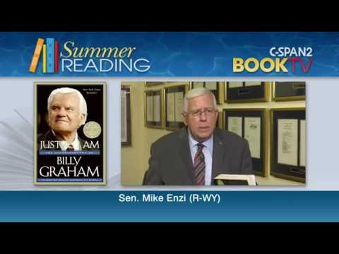 What is Sen. Mike Enzi (R-WY) reading this summer?
