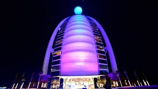 AMAZING: WORLDS MOST EXPENSIVE HOTEL - Burj Al Arab - Amazing Videos of 2015
