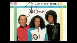 Quick Riff #15 - A Night To Remember - Shalamar - How To Play