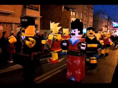 Carnaval 2012 en guadalajara desfile de disfraces youtube - Difraces para carnaval ...