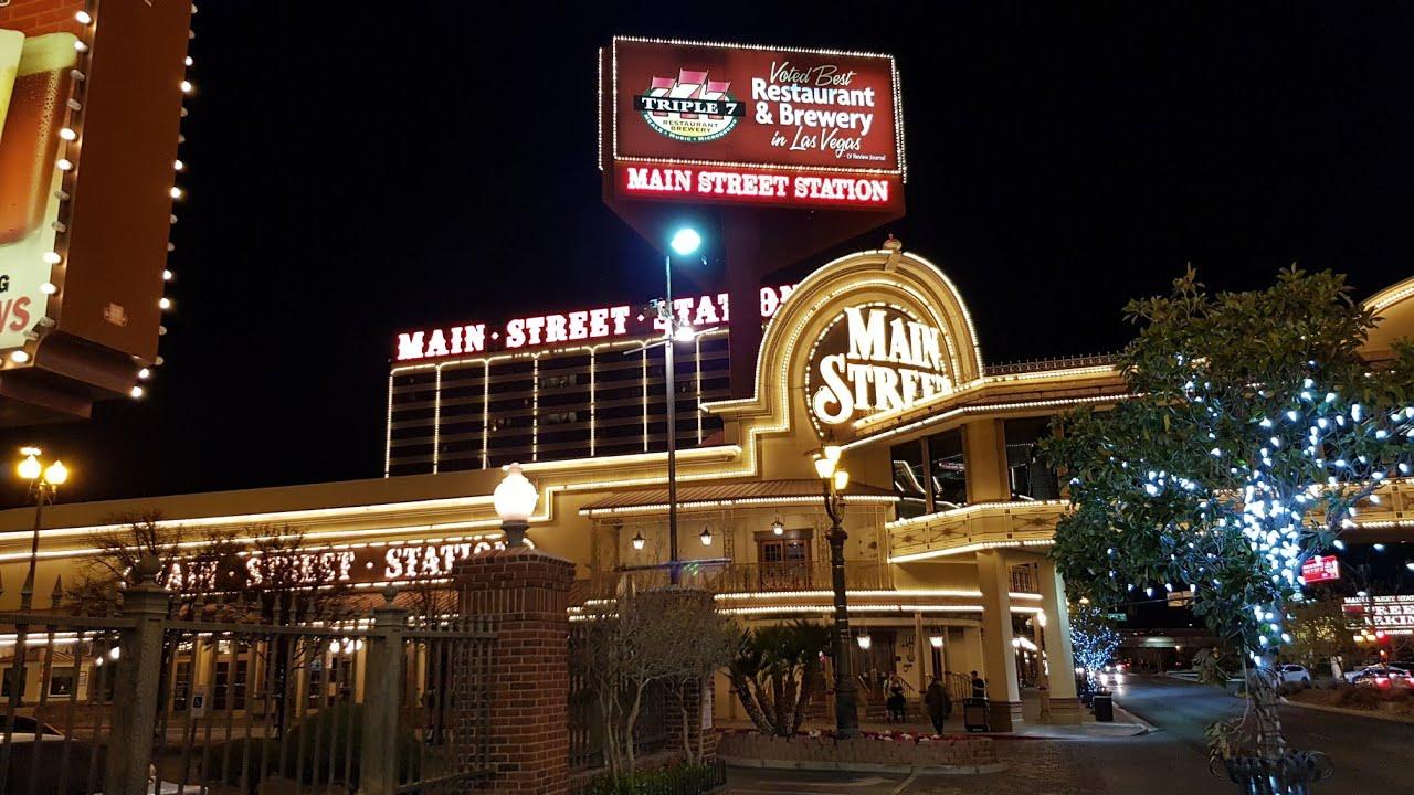 Main Street Casino Las Vegas