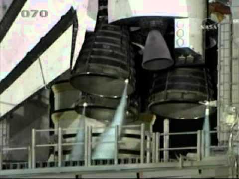 NASA STS-123 Lanuch Highlights
