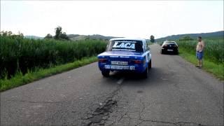 Rallye Guru Team. LACA készül a hétvégi versenyre . (1/3) Thumbnail