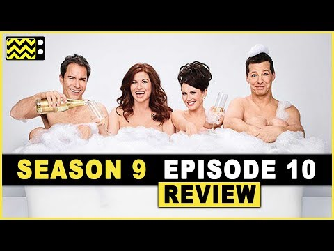 Will & Grace Season 9 Episode 10 Review & AfterShow | AfterBuzz TV