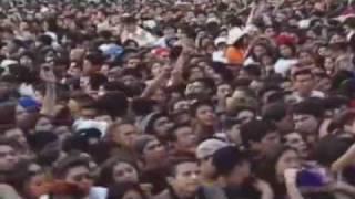 Zurdok-Hombre Sintetizador  live