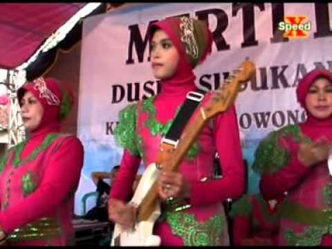 Nasida Ria Semarang Teman Sejati vc Hj Nur Janah
