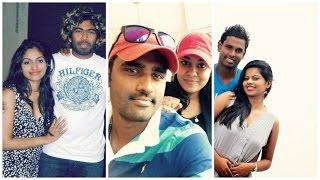 sri lankan cricketers wives hot pics | (2017)  |