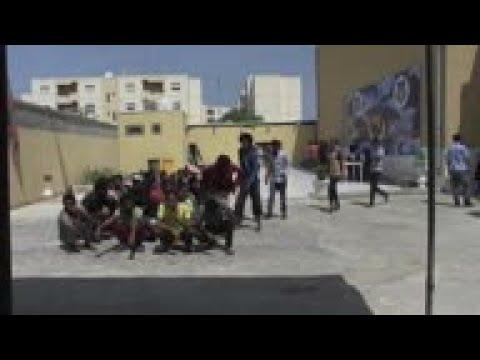 Aid group: Migrants held in Libya suffer malnutrition