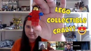 LEGO Minifigures, Crazy Collectibles!! 😍 TGI Friday Stream! #50