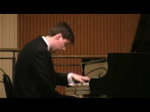 Strauss/Godowski -Der Zigeunerbaron Metamorphose for the left hand-Misha Krivoruchko