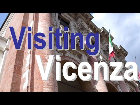 Visiting Italy: Vicenza