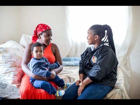 How South Africa's women are fighting for a HIV-free generation