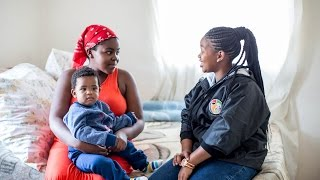 Video How South Africa's women are fighting for a HIV-free generation download MP3, 3GP, MP4, WEBM, AVI, FLV September 2018