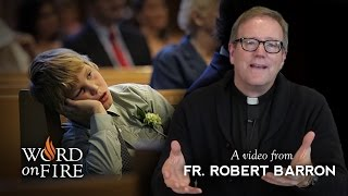 What if Catholics Find the Mass Boring? (#AskBishopBarron)