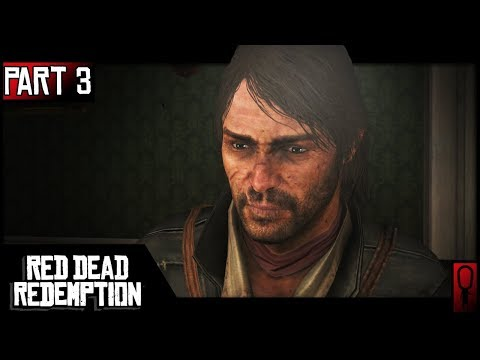 Ghost of a Past - Part 3 - ???? Red Dead Redemption - [Blind] XBOX One X Gameplay Let's Play 4K