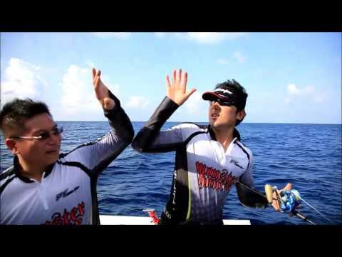 Big GT - Andaman Sea 2016