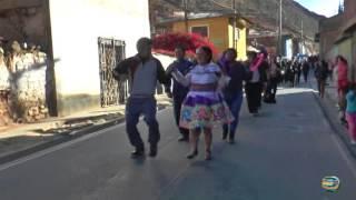 Santiago de Palca 2017  Familia Huaman Gonzales
