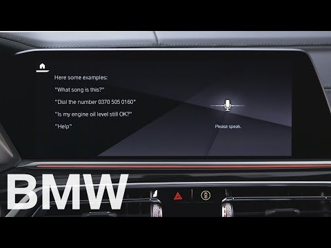 What can you ask your BMW's Intelligent Personal Assistant? – BMW How-To