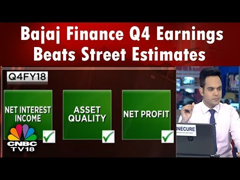 Exceptional Q4 Earnings by Bajaj Finance | CNBC TV18