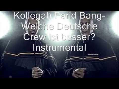 Kollegah Farid Bang-Welche deutsche crew ist besser?(Instrumental)(JBG2)
