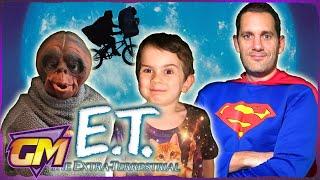Superman meets E.T. - Kids Christmas Parody