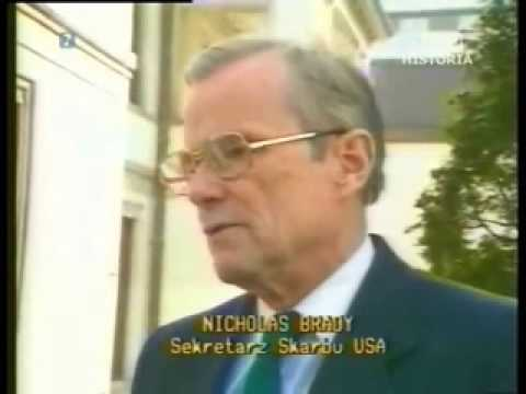 American politician in Poland 1990