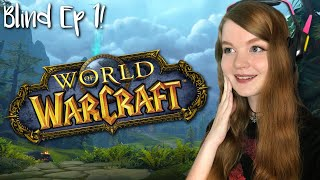 Playing World of War¢raft For The First Time!   Let's Play: World of Warcraft Blind in 2020   Ep 1
