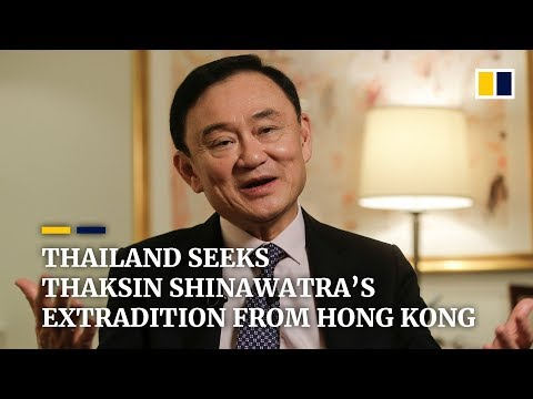 Thailand To Ask Hong Kong To Extradite Thaksin Shinawatra, Exiled Former Thai Prime Minister