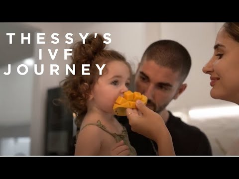 COME ALONG ON THESSY'S IVF JOURNEY!