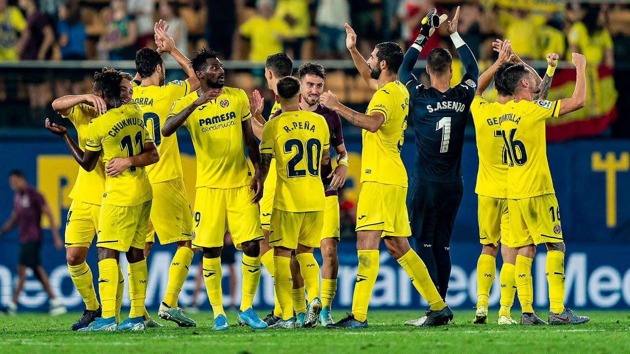 Villarreal 5-1 Real Betis - Jornada 7 LaLiga 2019/20