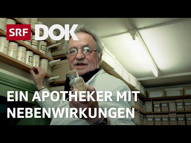 Ein Apotheker entdeckt alte Heilmittel neu | Was hilft und was heilt im Leben | Reportage | SRF DOK