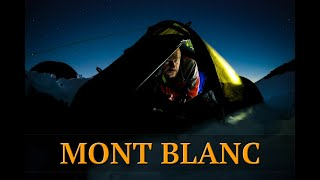 Mont Blanc 2016 - Wejście drogą Gouter / Climbing to the top of the trail Gouter